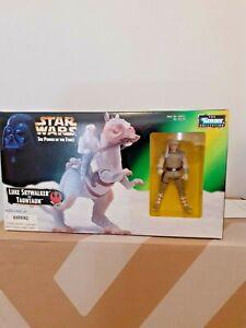 Star Wars POTF Luke Skywalker and Tauntaun and Han Solo *****RARE****