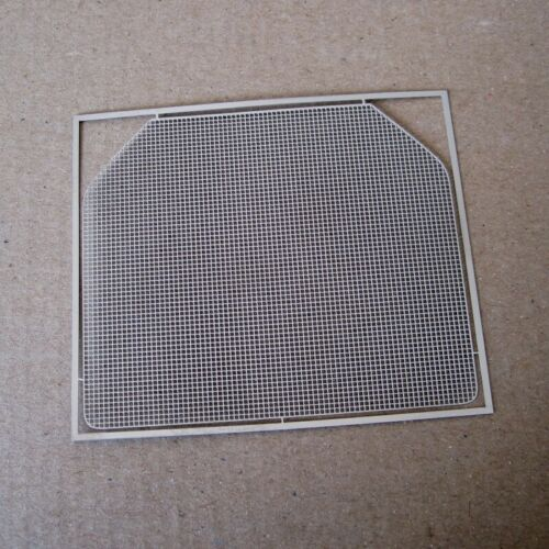 Front mesh grill for Fiat F2 HP Racer by Pocher 1//8