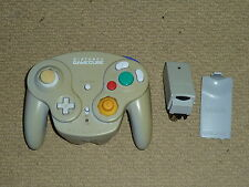 NINTENDO GAMECUBE & Wii OFFICIAL WAVEBIRED WIRELESS CONTROLLER Genuine Game Pad