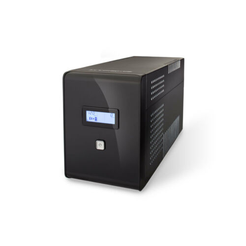 Xtreme S70-700 700VA 420W 120V 4-Outlet Smart LCD UPS Back-Up