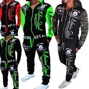 Senores-chandal-aerobic-pantalones-chaqueta-traje-deportivo-pantalones-de-deporte-nuevo-fitness-a