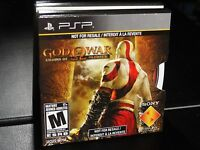 God Of War: Chains Of Olympus (sony Psp) Brand
