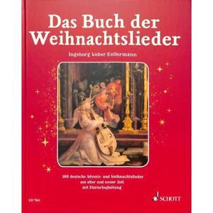 Weihnachtslieder Gesang.Details Zu Das Buch Der Weihnachtslieder Hilger Schallehn Gesang Klavier Orgel Gitarre