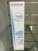 Bioderma Hydrabio Masque Moisturising Mask For Sensitive Skin 75ml -exp: 12/2018