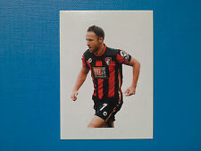 Topps Merlin's Premier League 2016 Sticker n.  7 Marc Pugh Bournemouth