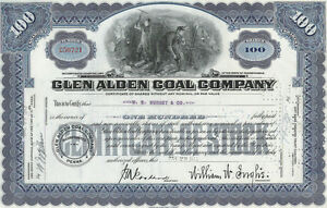 Glen-Alden-Coal-Co-1940er