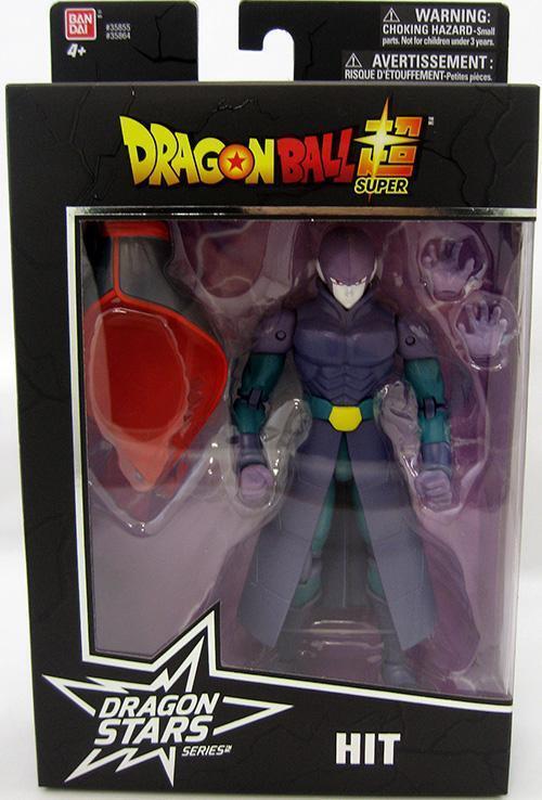 DragonBall Super Bandai Dragon Stars Series Hit Action Figure  3