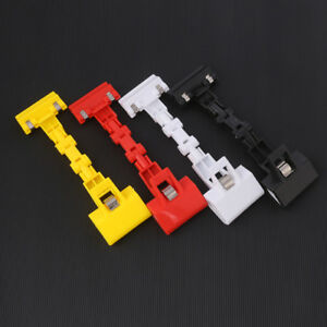 DIY Painting Board Double Head sketch Clips Clamp 360° Rotatable For Painting