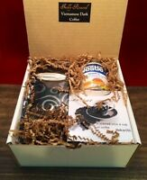 Gift Box -vietnamese Style Coffee Infuser Phin Filter(caphe Suda)-made Usa
