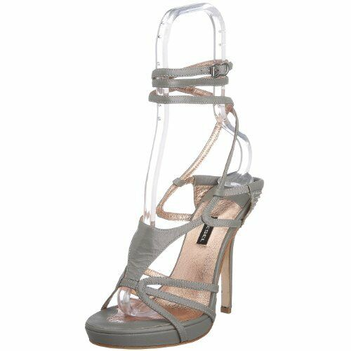 DIESEL (WANT) HEELED SANDALS Donna  US 10 BRAND BRAND BRAND NEW        ca53a6