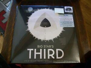 BIG-STAR-039-S-Third-Live-At-The-Alex-Theatre-vinyl-BLACK-FRIDAY-RSD-2017-NEW-SEALED