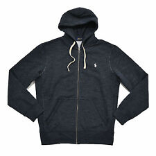 Black And White Polo Hoodie
