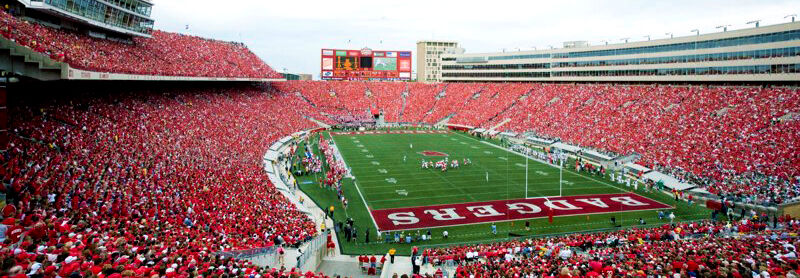 Utah State Aggies at Wisconsin Badgers Football