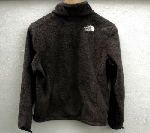 The zip North small Face Fleece Fuld Deep X Women's pile Jacket Osito Black Xs rTrd8qxCw