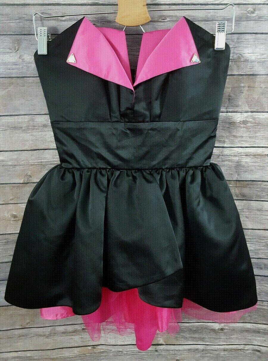 Carmelita Couture Designer Strapless Corset Fit & Flare Isabella Dress Größe 2