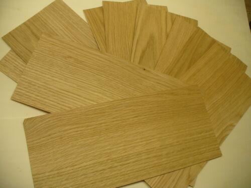 10 Blatt Furnier Eiche