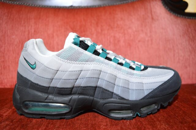 new style 827c2 a685d 2009 NIKE AIR MAX 95 FRESHWATER Size 10.5 NEW IN BOX RARE HEAT, Classic