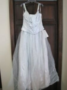 9c29aaa6c83 Image is loading Jessica-McClintock-Gunne-Sax-pale-blue-princess-dress-