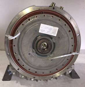 ZF-Marine-286-A-1-75-1-Transmission-Gearbox-w-Vulkan-3411-Coupling