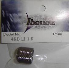 Ibanez Metal Control Knob in Cosmo Black, Japan Steve Vai JEM, RG, S, Prestige