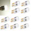 10X-Canbus-T10-LED-Bulb-W5W-3030-SMD-Car-Width-Light-Interior-Reading-Lamp-White thumbnail 2