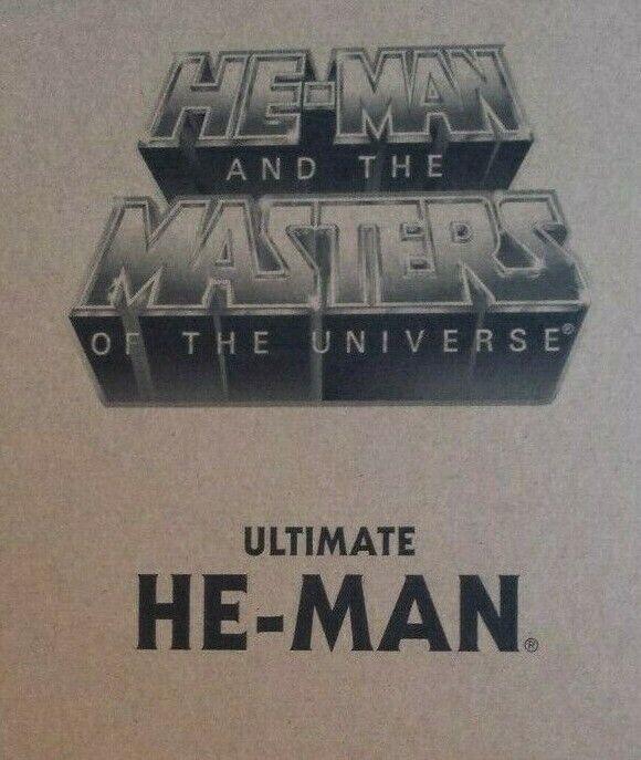 Heuomo Ultimate Masters of the Universe classeics Filmation 2.0   DonaPerTe