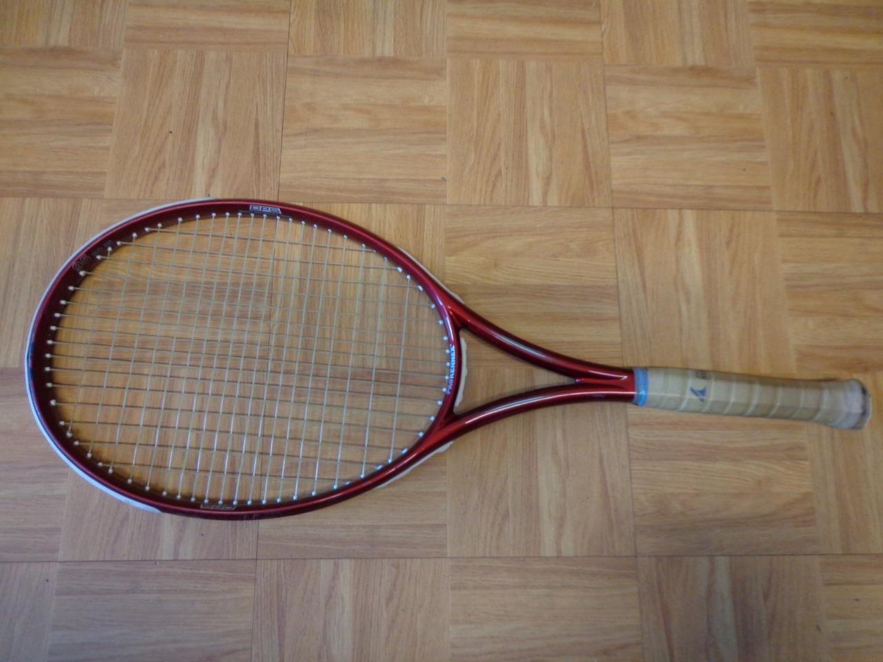 Pro Kennex Cerámica Destiny 95 cabeza 4 3 8 Grip Tenis Raqueta