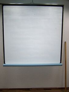 Old-Canvas-White-to-The-Roll-Up-With-Roll-Wall-Roller-Table-Diawand