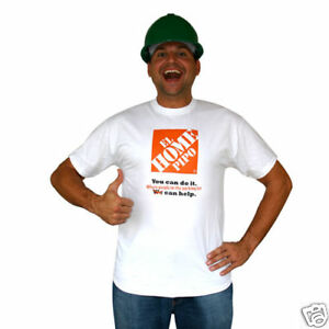426a57df Image is loading Home-Depot-El-Home-Pipo-Cuban-Funny-T-