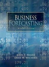 Business Forecasting 9e Int'l Edition