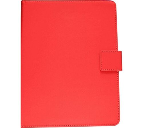 """Piccadilly Universal 9//10 9 /"""" 10 /"""" Pollici PVC Custodia Tablet Rosso"""