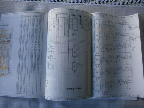 ELKA  ER33  Schaltbild  NEU  SERVICE MANUAL  Schematic Diagrams