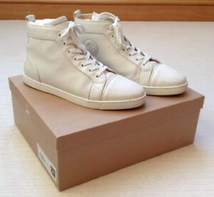 8ff41b6da03 Details about Christian Louboutin High Top Genuine With Original  Box&Receipt and Shopping Bag