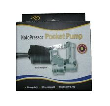 Rocky Creek 12v Tyre Pump Inflator - for BMW R1150GS and R1200GS 5 Year Warranty