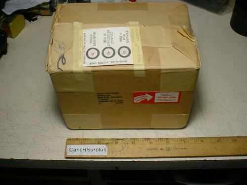 Western Gear P//N 345-012 400 cycle motor