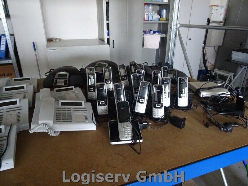 Bild 4 - Telefonanlage HiPath 3800 Telefone OpenStage HeadSet GigaSet Telefonie