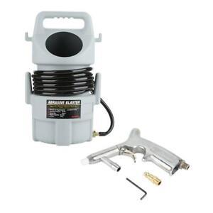 Pneumatic-Shot-Grit-Sand-Blast-Blasting-Blaster-Kit-with-Gun-Tools-Sandblasting