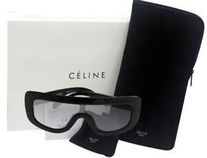 bc10a723a7f Céline Celine ADELE 41377 S black frame 807-N6 gray gradient lens ...