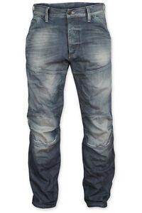 Détails sur G STAR Raw Homme 5620 3D LOOSE Jeans 28