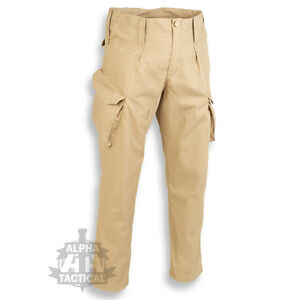 BRITISH-ARMY-PCS-STYLE-RIPSTOP-TROUSERS-COMBAT-ISSUE-CAMO-AIRSOFT-COYOTE-BROWN