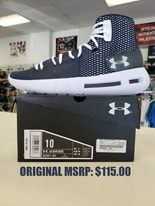 watch 06cb9 0a43c Details about 2018 Under Armour HOVR Havoc Basketball - Midnight Navy -  (3020617-401)