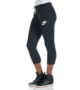 a660096334f12 Details about Nike Women's Sport Casual Gym Vintage Capris- NWT