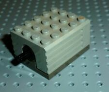 ⭐ LEGO 9V MOTORE ELETTRICO TECHNIC 2838c01 5x4x2 8480 8082 8064 8868 Light Gray