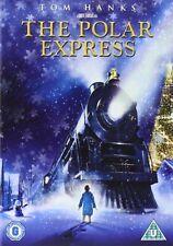The Polar Express DVD Tom Hanks Robert Zemeckis Brand New 7321900729734