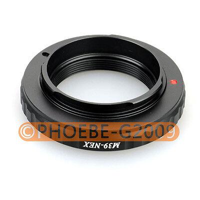 Leica M39 L39 Lens to SONY NEX-5 NEX-3 E Mount Adapter