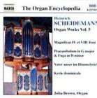Scheidemann: Organ Works, Vol. 5 (CD, Oct-2004, Naxos (Distributor))
