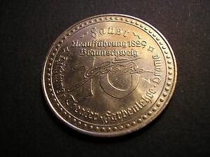 Johann Wolfgang Von Goethe 1749 1932fausturauffährung Braunschweig