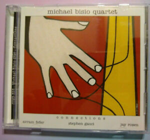 Connections-by-Michael-Bisio-CD-CIMP-Creative-Improv-Music-Proj