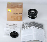 Brand new Nikon Nikkor Ais 50mm f/1.2 Lens AI-s 50/F1.2 fit DF D4 D4s D3 D700