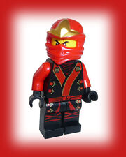 ஐƸ̵̡Ӝ̵̨̄Ʒஐ Lego® Ninjago: Kai Ninja des Feuers dunkler Kimono NEU!! ஐƸ̵̡Ӝ̵̨̄Ʒஐ